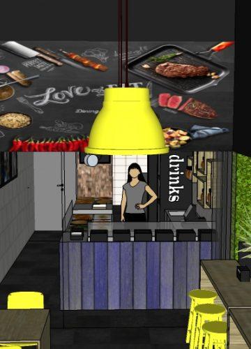 מסעדה בר בשר